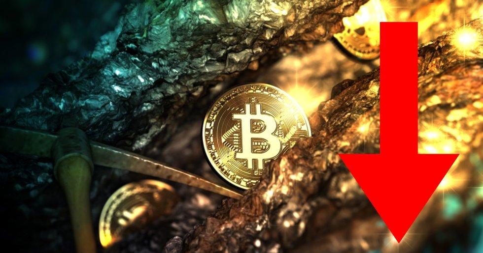 Expert: Bitcoinprisets tapp kan bero på strömavbrott i Kina