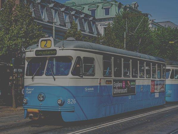 Bland långgator och lyftkranar – 11 romaner som utspelar sig i Göteborg