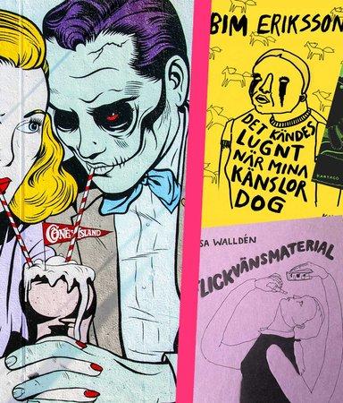 12 fantastiska serieromaner som får dig att skratta och gråta