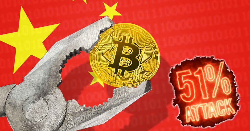 New study shows: China controls 74 percent of the world's bitcoin mining.