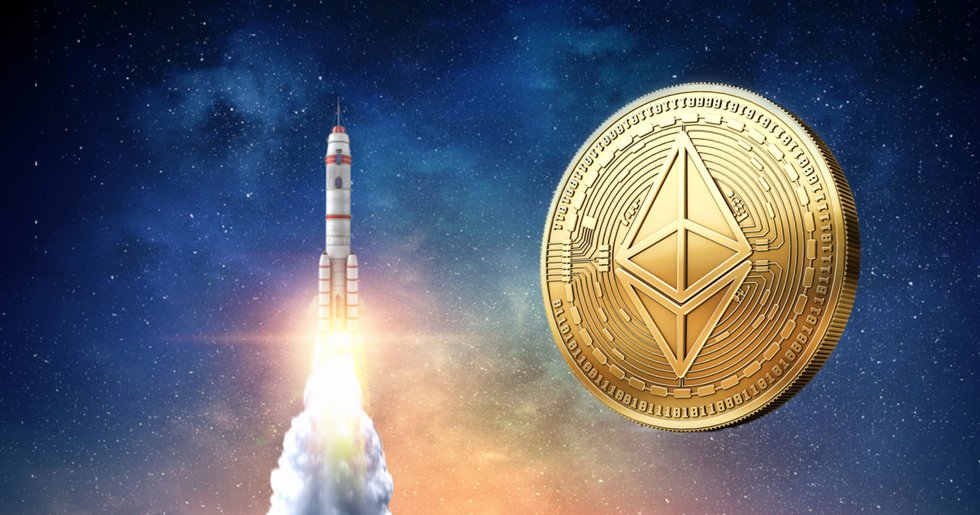 Ethereum når nytt prisrekord på 2 200 dollar – kryptoprofil tror på 10 000 i år