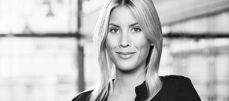 Jonna Knibestöl är marknadschef på Venture Cup.