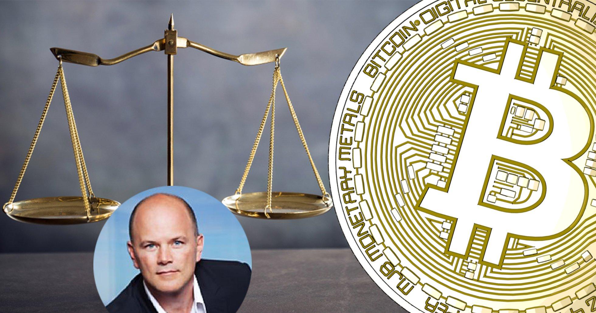 Mike Novogratz: Bitcoin kommer stabilisera sig mellan 10 000 och 14 000 dollar