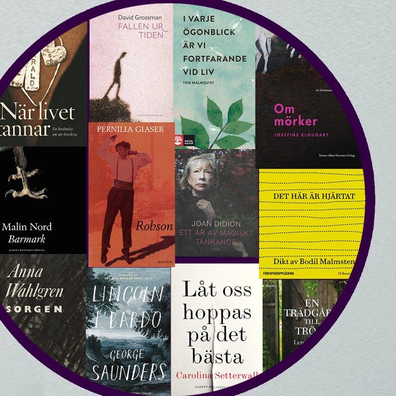14 rörande romaner om sorg, saknad och förlust