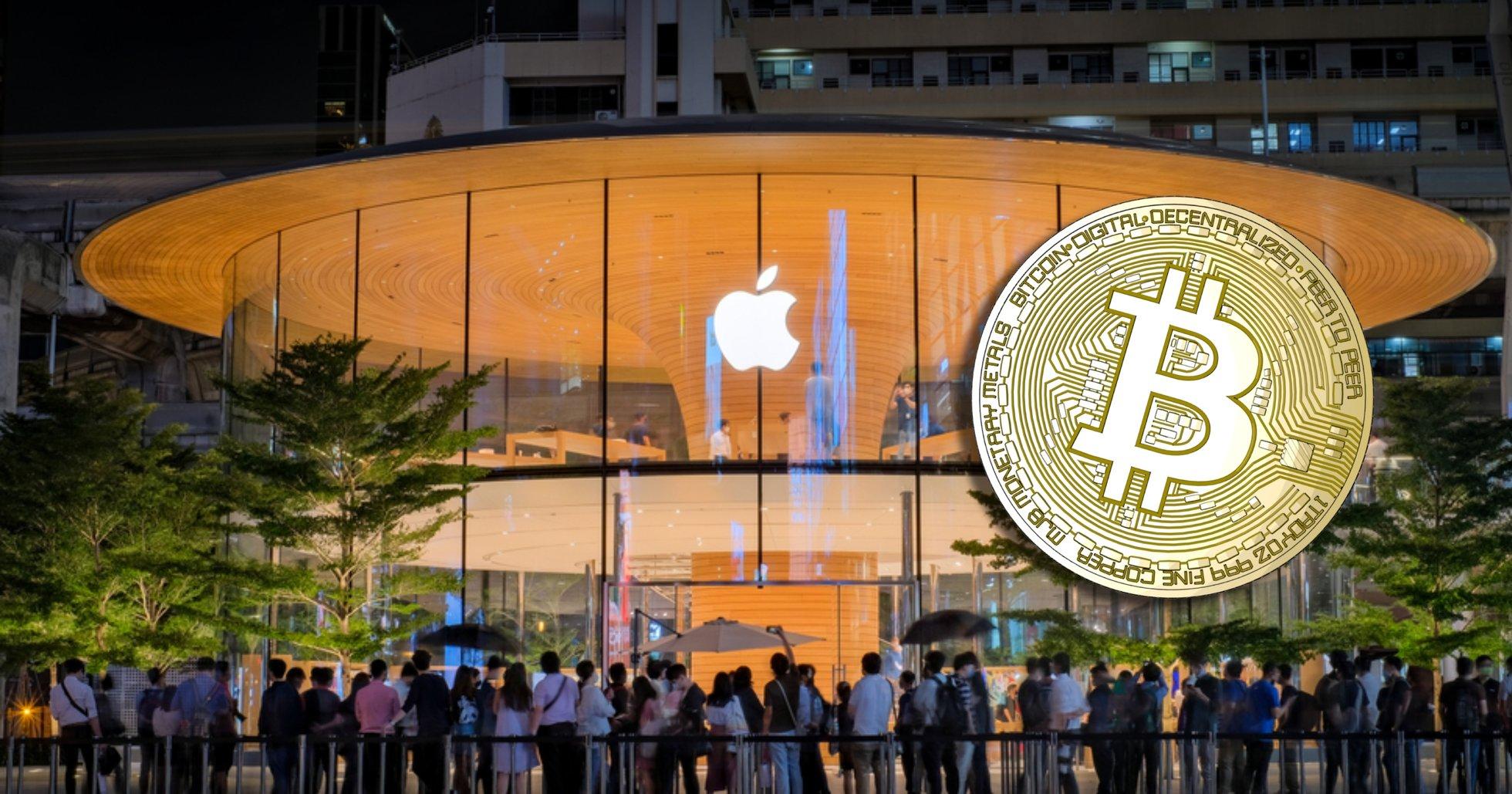 Apple söker person med erfarenhet av kryptovalutor i ny jobbannons
