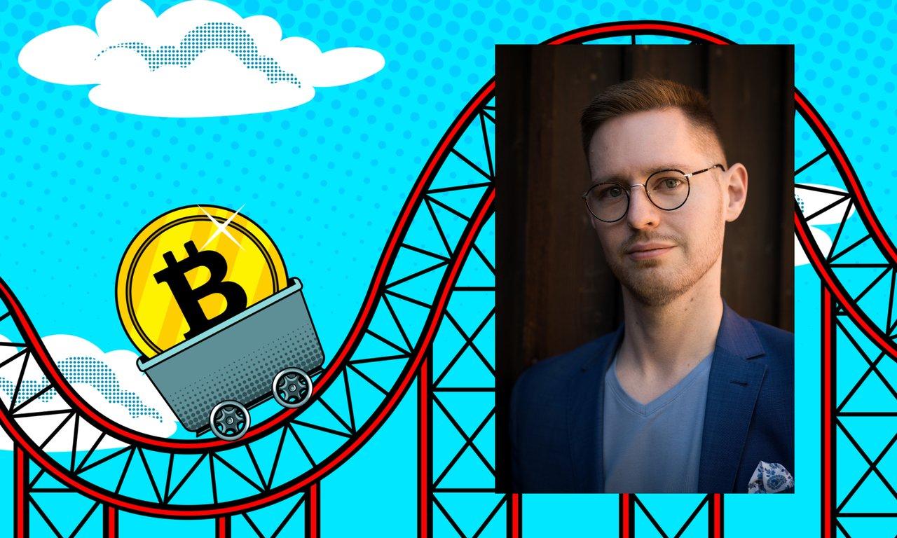 Bitcoinpriset fortsatt volatilt – ökade 13 procent i natt.