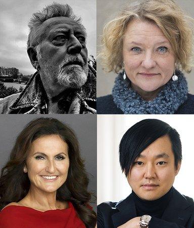 Här är författarna som sommarpratar 2020