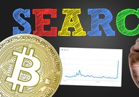 Bitcoin price is approaching $10,000 again – then Google searches went through the roof