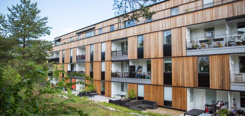 Vinnare av årets Stockholmsbyggnad 2014