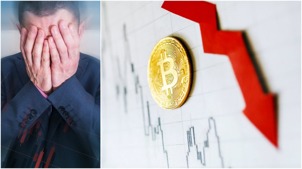 Bitcoin continues to decline – price is down $1,000 since yesterday.