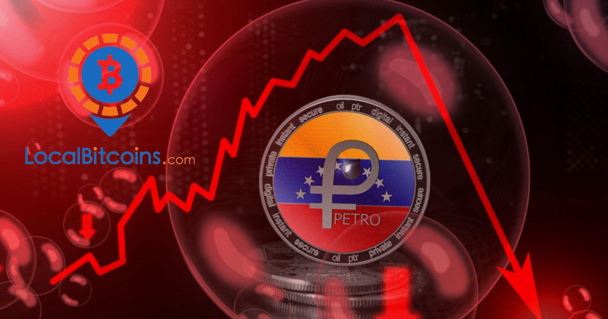 Venezuelaner säljer landets egen kryptovaluta petro – för halva priset