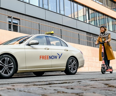 Voi launches in Cologne, Düsseldorf, Frankfurt and expands strategic partnership with German FREE NOW