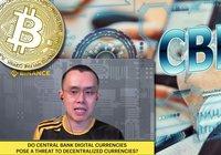 Binance vd: Centralbanksutfärdade digitala valutor kan vara ett hot för bitcoin
