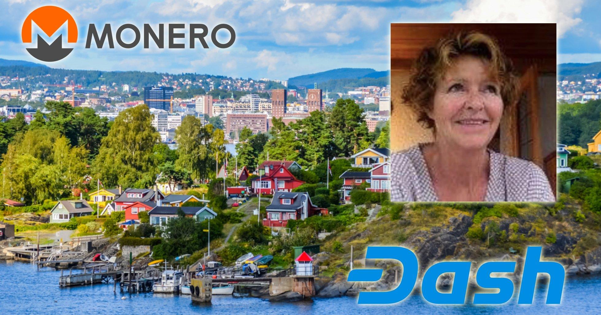 Norska polisen planerar att knäcka monero och dash för att lösa Hagen-fallet