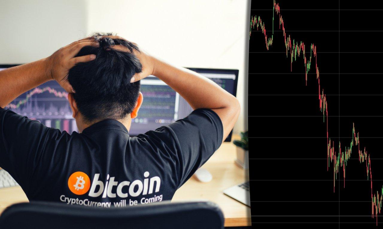 Bitcoinpriset sjunker över 9 procent – på mindre än ett dygn