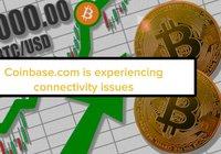 Bitcoinpriset slår nytt rekord – då kraschar jättebörsen Coinbase igen