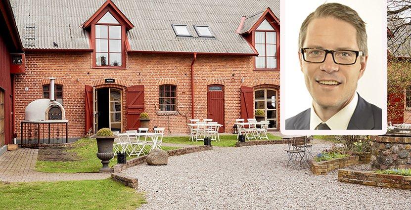 Moderaternas Lars Hjälmered, räknar med 1-2 år innan en ny lag är på plats. Foto: Peter Westrup
