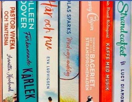 Snacka böcker från soffan – här är bokgrupperna på nätet