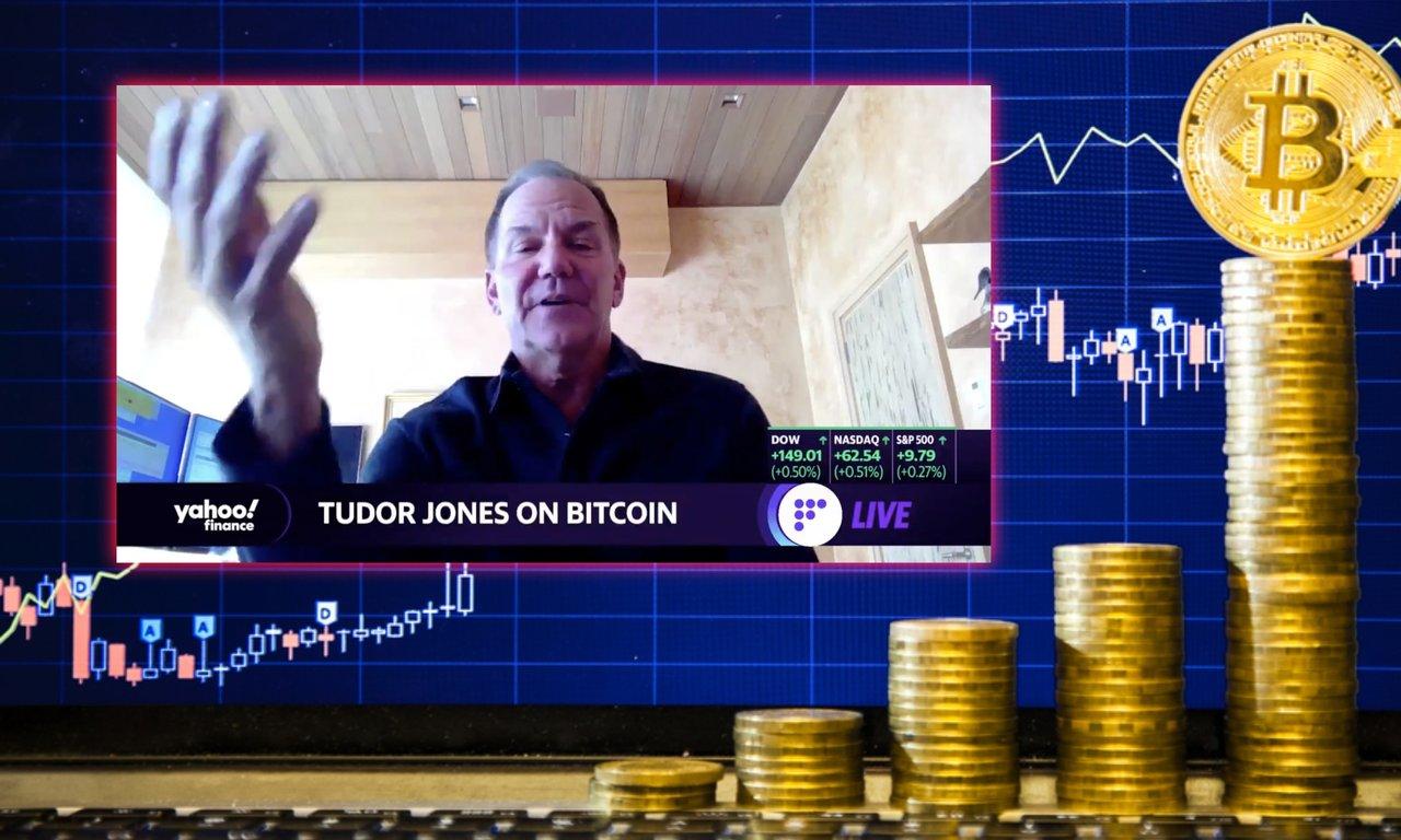 Miljardären Paul Tudor Jones: Bitcoin har helt fel pris sett till dess potential