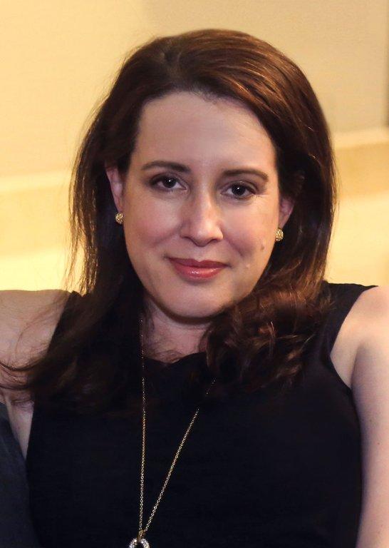 Författaren Julia Quinn, Foto: Roberto Filho