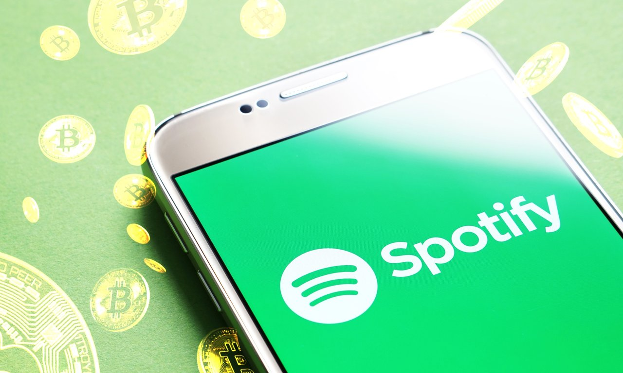 Är Spotify på väg att införa kryptovalutor som betalmedel? En jobbannons tyder på det