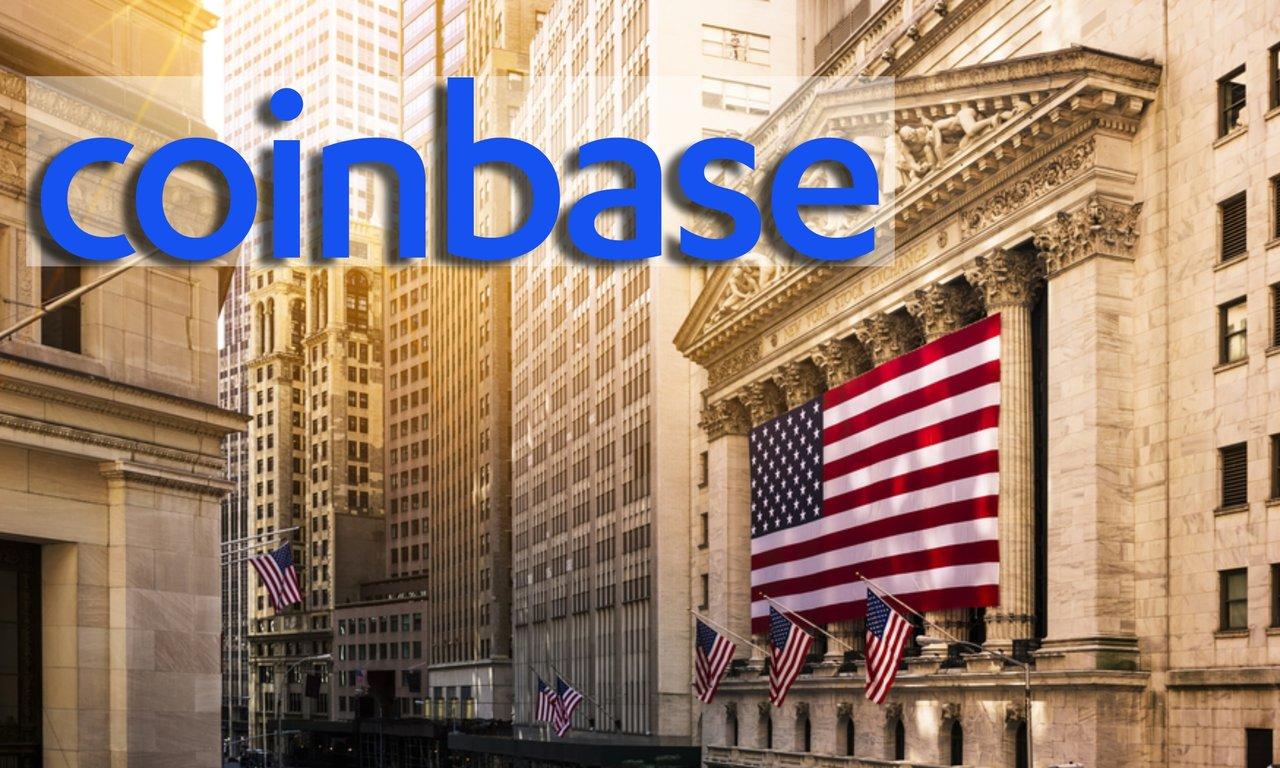 Amerikanska kryptojätten Coinbase ansöker om börsnotering