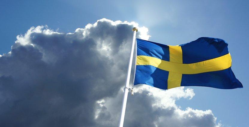 Norrmän, tyskar och danskar är de utländska turister som helst besöker Sverige.  Foto: Colourbox