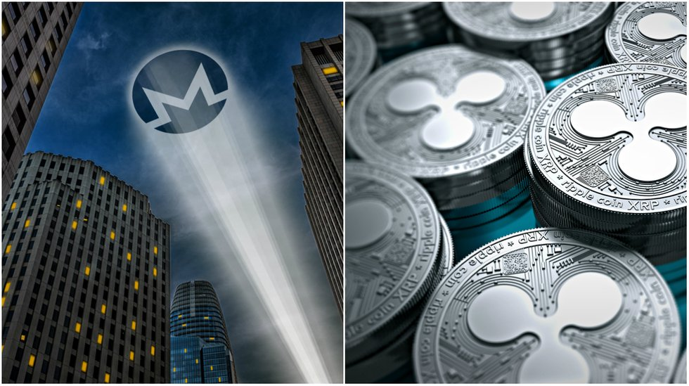New report: Monero is going to the moon and xrp faces historical crash.