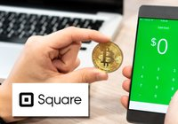 Över 50 procent av betaljätten Squares omsättning kommer från bitcoinhandel