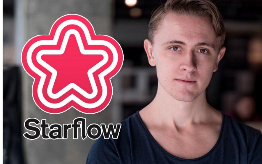 Starflow David Gabor.