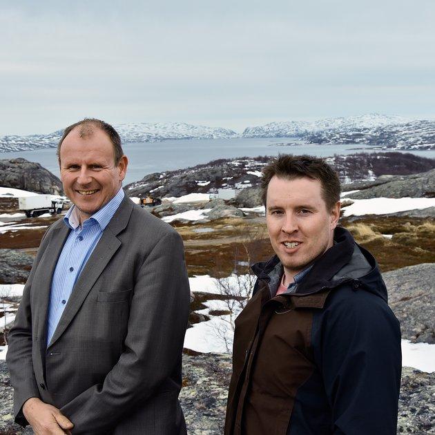 – Stadig mer aktuelt med jernbane mellom Finland og Finnmark