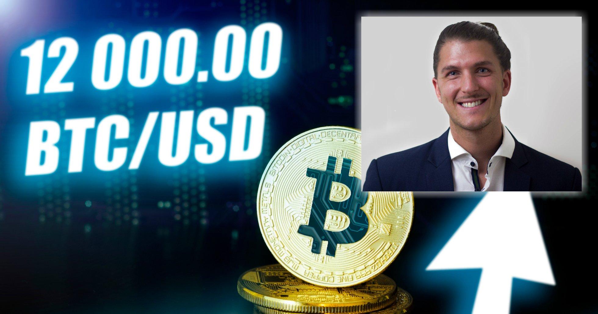 Analys: Köparna trycker upp bitcoinpriset – ett utbrott verkar vara på gång.