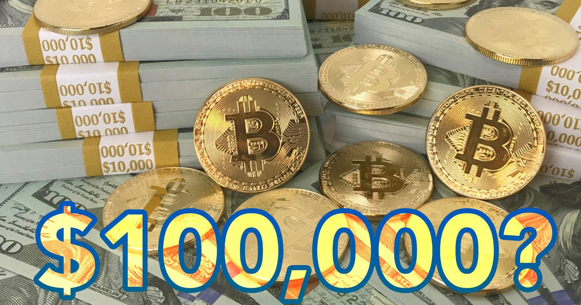 Analytikerns tips: Tänk inte kortsiktigt – bitcoin är på väg mot 100 000 dollar