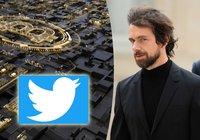 Twitters vd Jack Dorsey ska driva egen nod på bitcoins blockkedja