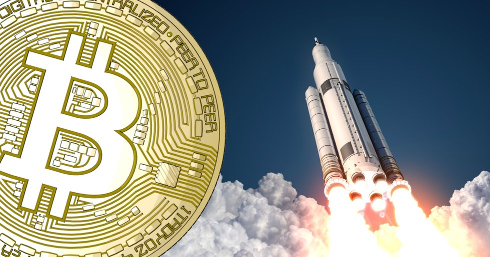 Bitcoin is approaching $13,000 –