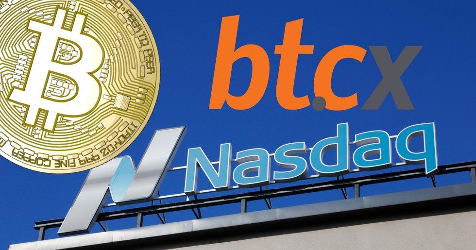 Svenska kryptoväxlaren BTCX börsnoteras – redan nu på onsdag.