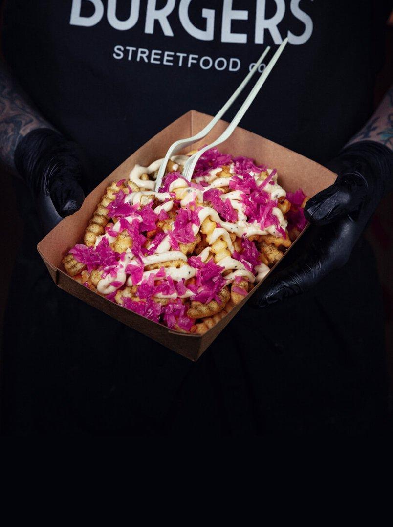 Truffle Style Fries