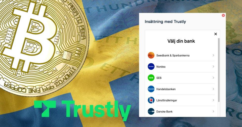 Så här gör du för att köpa bitcoin – utan krångel från din svenska bank.