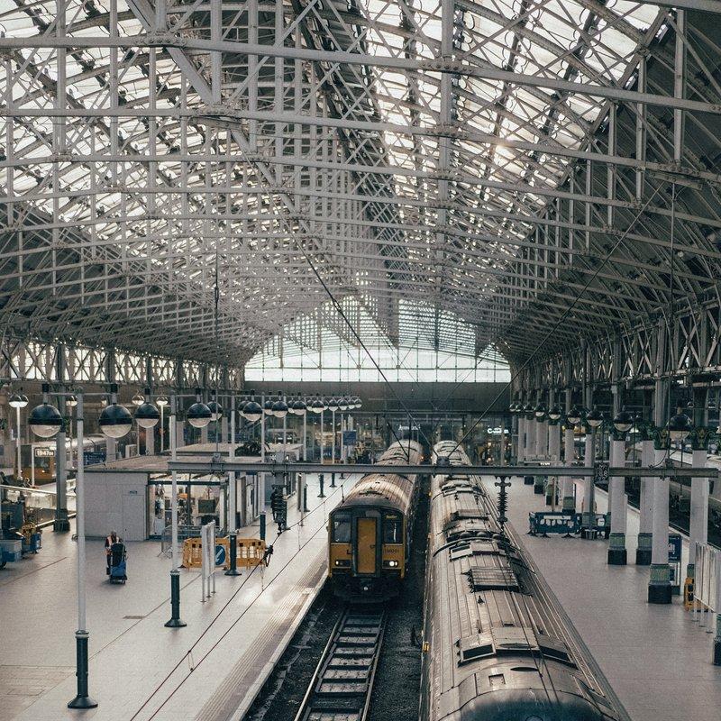 I tider av flygskam — ta tåget istället!
