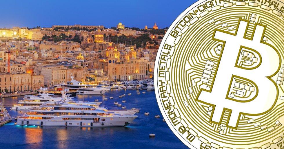Malta varnar för två kryptobörser som inte har licens i landet.