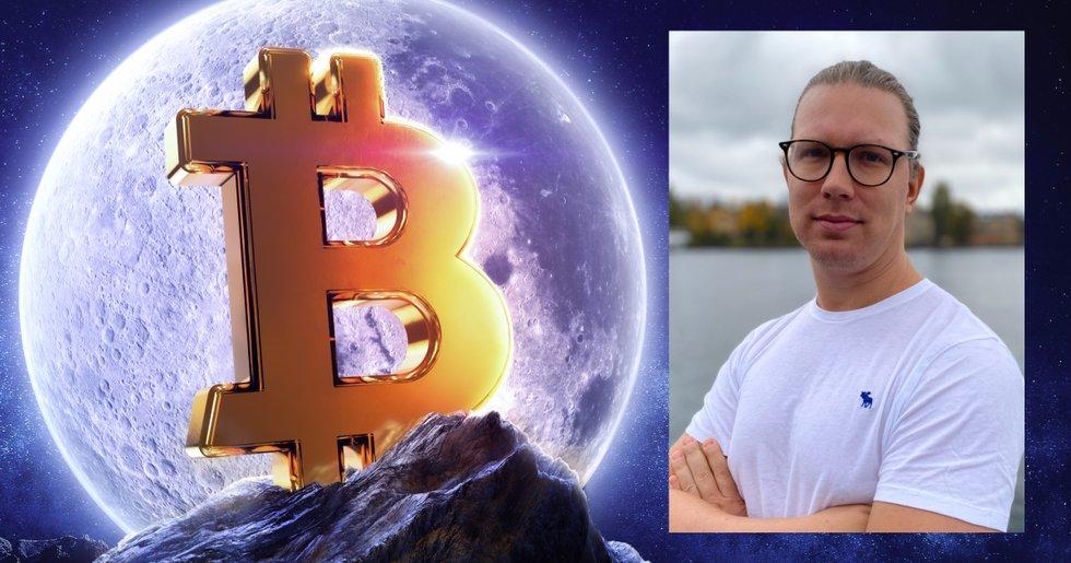 Martin Byström: Därför kommer bitcoinpriset slå rekord i höst.