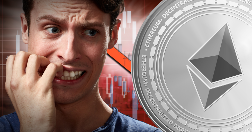$15 billion wiped out in the crypto markets – ethereum declines over 15 percent.
