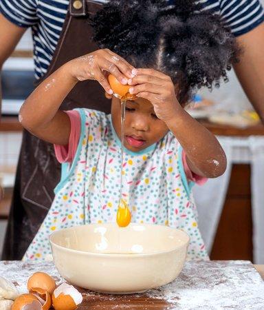 6 kokböcker för matglada barn