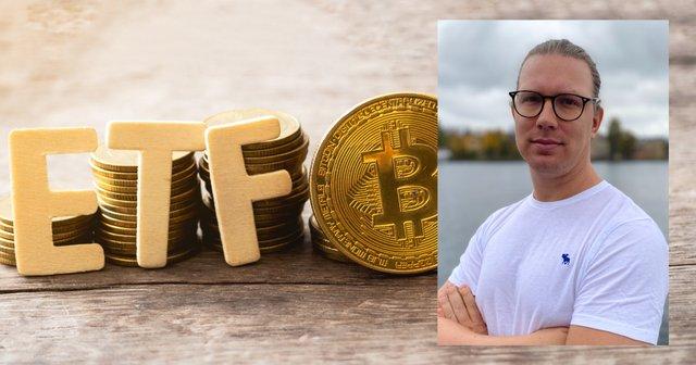 När guld blev ETF tokrusade priset – nu kan bitcoin göra samma resa
