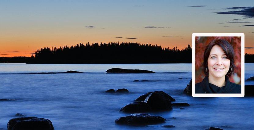 Diplomeringen Västerbotten Experience handlar om hållbara,<br />  kvalitetssäkrade natur- och kulturupplevelser. Foto: Visit Västerbotten