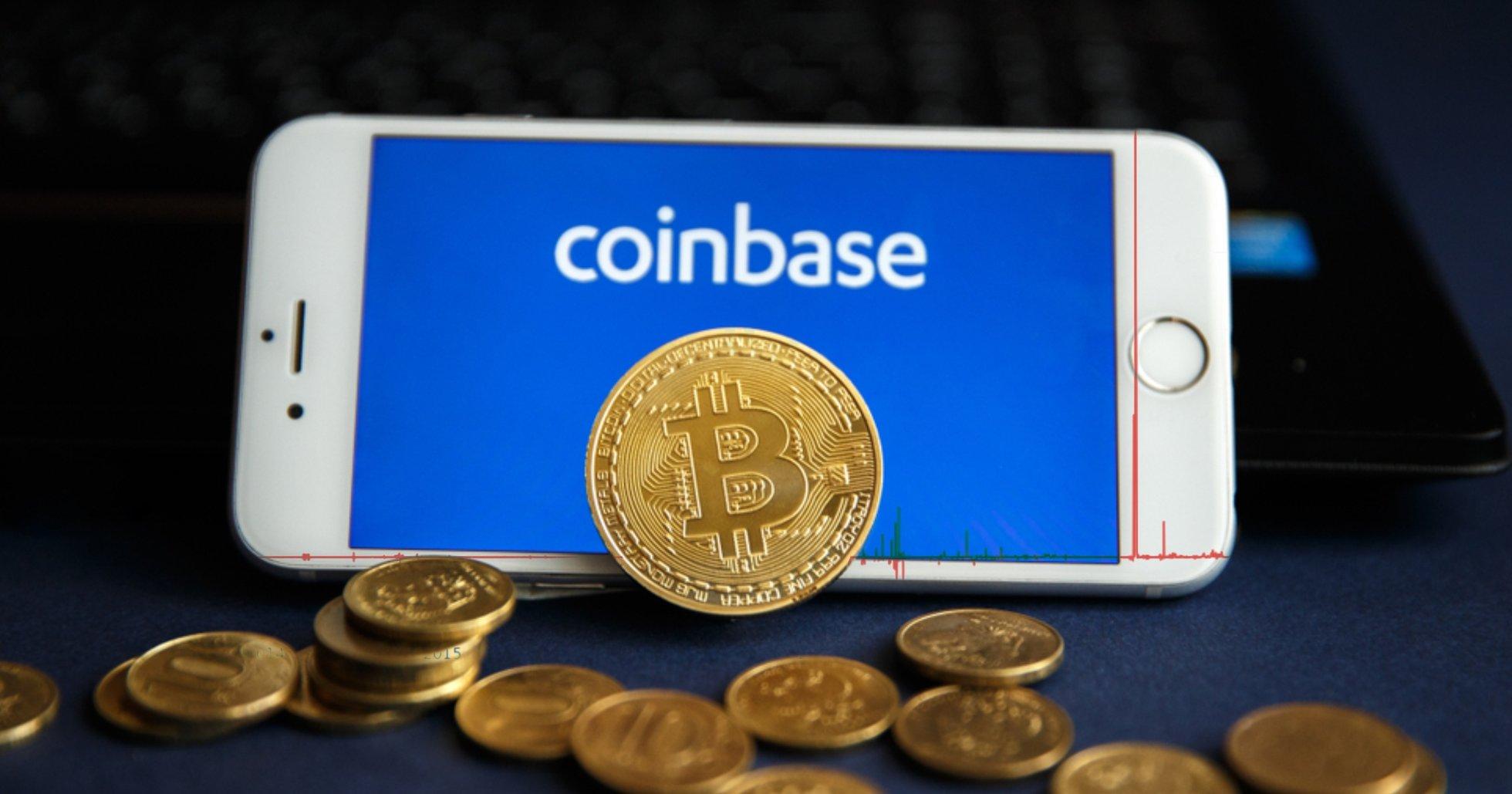 Rekordmycket pengar togs ut från storbörsen Coinbase – efter att sajten legat nere