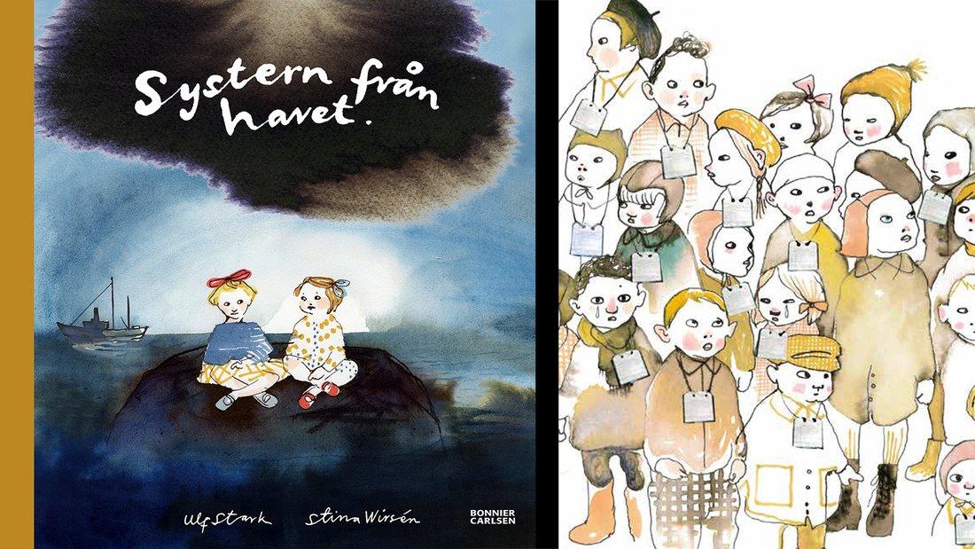10 bilderböcker som vuxna kommer att älska