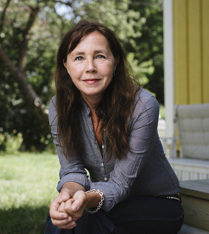Malin Bergström är forskare och barnpsykolog. Foto: Stefan Tell