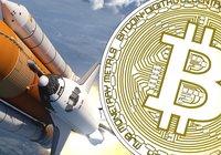 Bitcoinpriset rusar över 30 000 dollar: