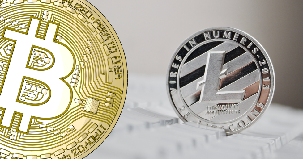 Calm crypto markets – litecoin and xrp increase most of the biggest currencies.